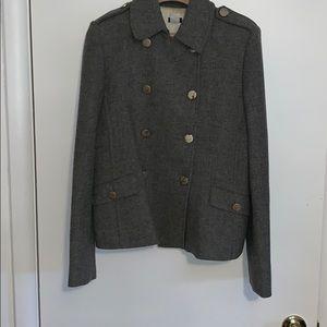 Jcrew Favtory pea coat blazer